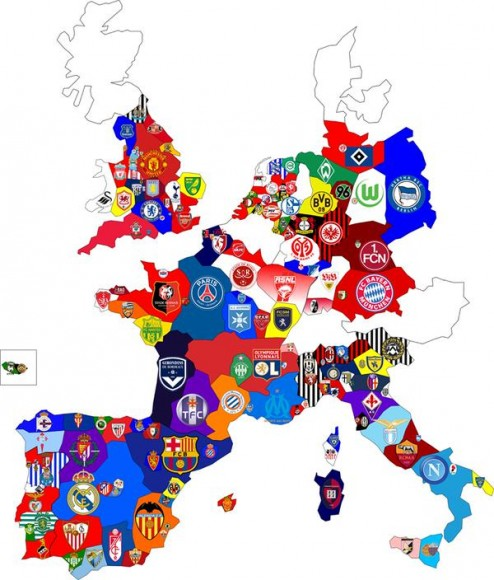 clubs-foot-europe